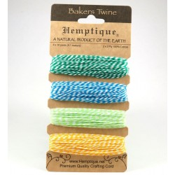 Bakers Twine by Hemptique - Tutti i Frutti