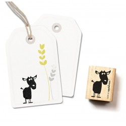 Cats on appletrees - Timbro Legno - Goat Knut - 2225