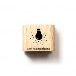 Cats on appletrees - Timbro Legno - Little Light - 2684
