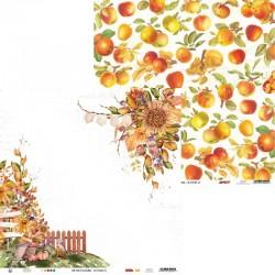 """PIATEK13 - Carte 12x12"""" - The Four Seasons - Autumn 04"""