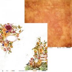 """PIATEK13 - Carte 12x12"""" - The Four Seasons - Autumn 03"""