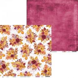 """PIATEK13 - Carte 12x12"""" - The Four Seasons - Autumn 01"""