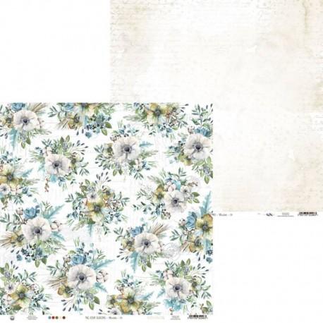 "PIATEK13 - Carte 12x12"" - The Four Seasons - Winter 04"