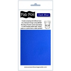 Wow! Fab Foil - Dark Blue