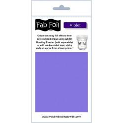 Wow! Fab Foil - Violet