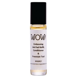 WOW - Embossing Ink Pad Refill, Conditioner & Freestyle Tool