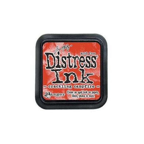 Distress - Tampone - Crackling Campfire