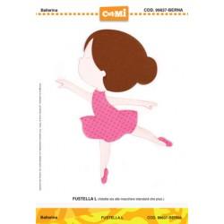 Impronte d'Autore - Fustella CUT-MI L - Ballerina