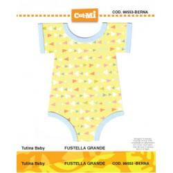 Impronte d'Autore - Fustella CUT-MI - Tutina Baby