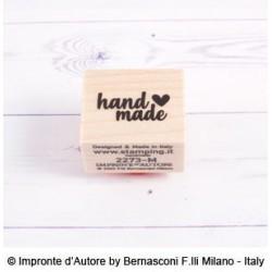 Impronte d'Autore - Timbri Legno - Handmade - 2273