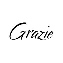 Impronte d'Autore - Timbri Legno - Grazie 717