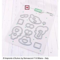 Impronte d'Autore - Fustella - Nonni