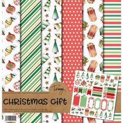 "Tommy Art - Kit Carte 12x12"" - Christmas Gift"