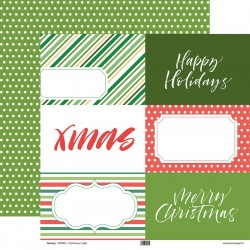 "Tommy Art - Carte 12x12"" - Christmas Cards"