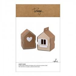Tommy Art - Fustella - Sweet Home