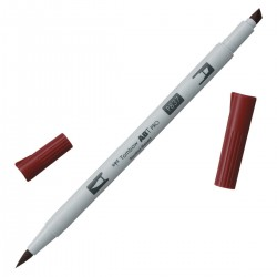 Tombow - ABT PRO Alcohol-Based Art Marker - P837 Wine Red