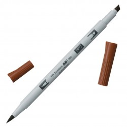 Tombow - ABT PRO Alcohol-Based Art Marker - P977 Saddle Brown