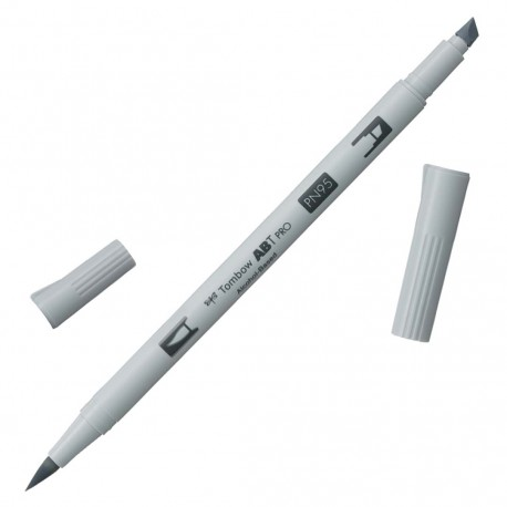 Tombow - ABT PRO Alcohol-Based Art Marker - PN95 Cool Gray 1
