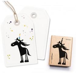 Cats on appletrees - Timbro Legno - Marilou, the unicorn - 2296