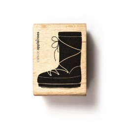 Cats on appletrees - Timbro Legno - Winter Boots 27365