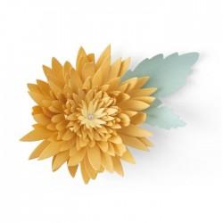 Sizzix - Fustella Bigz - Chrysanthemum by Jennifer Ogborn