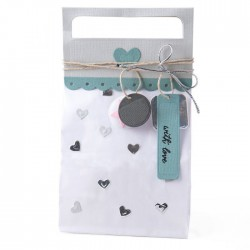 Sizzix - Fustella Thinlits - Party Bag Topper by Georgie Evans