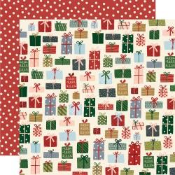 "Simple Stories - Carta Winter Cottage 12x12"" - Season of Wonder"