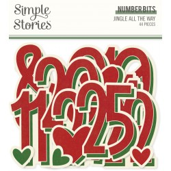 Simple Stories - Number Bits - Jingle All the Way