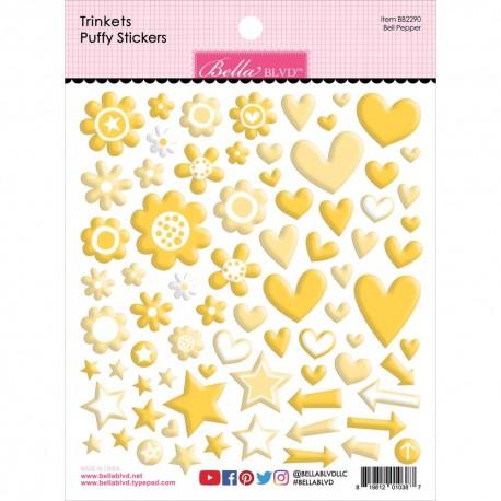 Bella Blvd - Puffy Stickers - Bell Paper