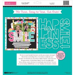 Bella Blvd - Big Dies Cut - Happiness