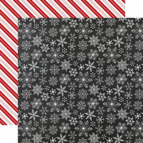 "Echo Park - Carta 12x12"" - A Gingerbread Christmas - 05"