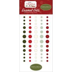 Carta Bella - Enamel Dots - Hello Christmas