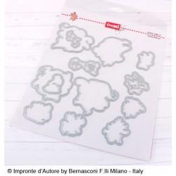 Impronte d'Autore - Fustella - Santa Dance