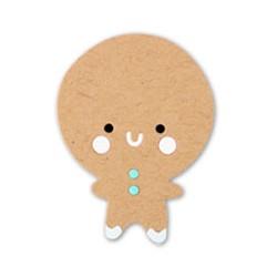 Impronte d'Autore - Fustella - Gingerbread