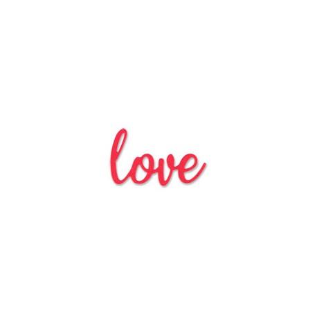 Impronte d'Autore - Fustella - Love