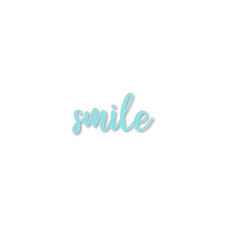 Impronte d'Autore - Fustella - Smile