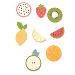 Sizzix - Fustella Bigz - Fruit Shapes