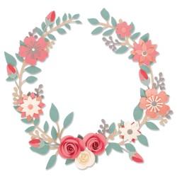 Sizzix - Fustella Thinlits - Wedding Wreath