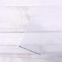 """ModaScrap - Vellum foil 12x12"""" - HEXAGONS HOLOGRAPHICS"""