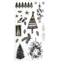 Artoz - Stickers - fir tree