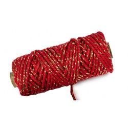 Renkalik - Nastro Twist - Rosso