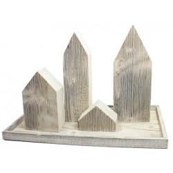 Renkalik - Villaggio in legno
