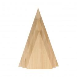 Artemio - Triangoli in legno da decorare