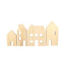 Artemio - Casette in legno da decorare