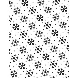 Artemio - Embossing Folder - Petits Flocons