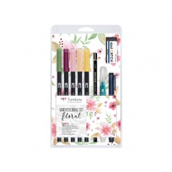 Tombow - Set colorazione - Floral