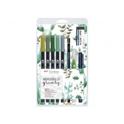 Tombow - Set colorazione - Greenery