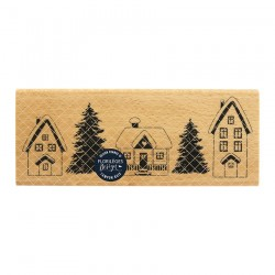 Florileges  Design - Timbro legno - MAISONNETTES