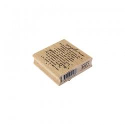 Florileges  Design - Timbro legno - ANGELO MIO