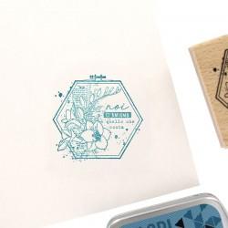 Florileges  Design - Timbro legno - NOI CI AMIAMO